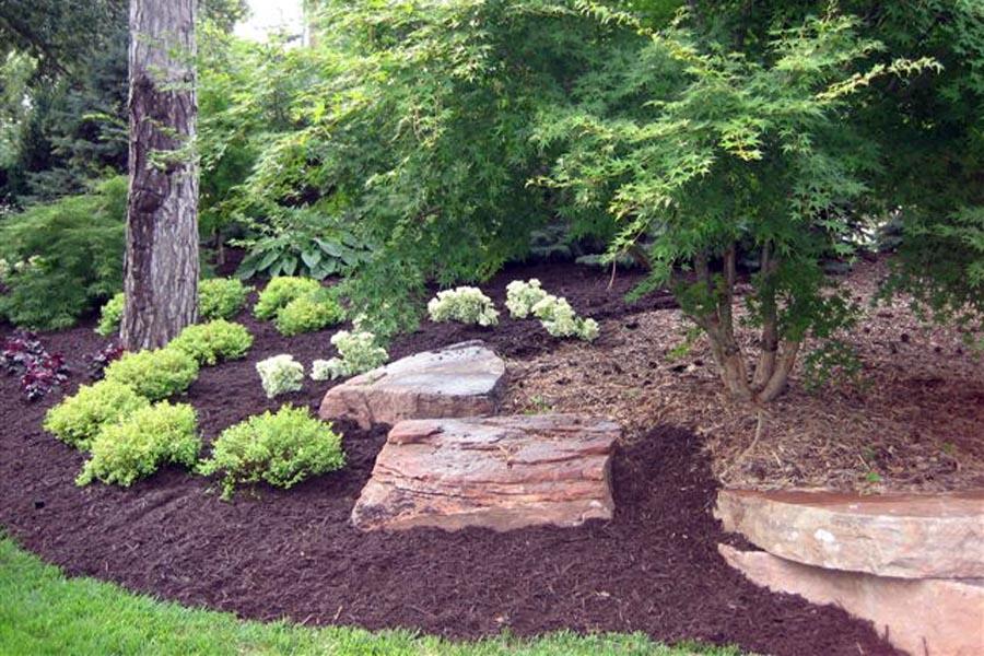 Garden Sitting Stones