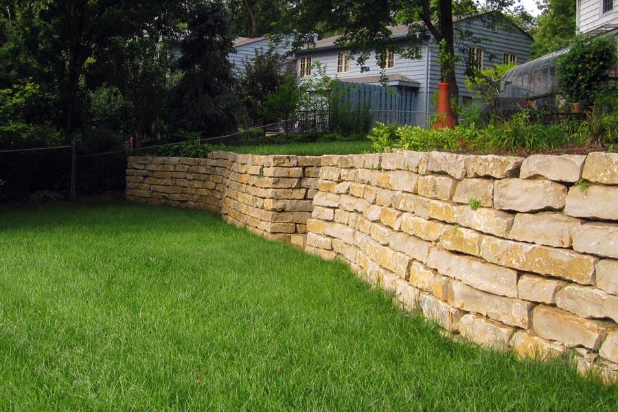 5 inch limestone block