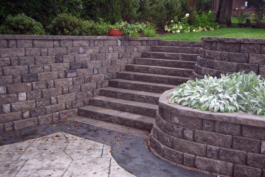 Highland Charcoal Stone
