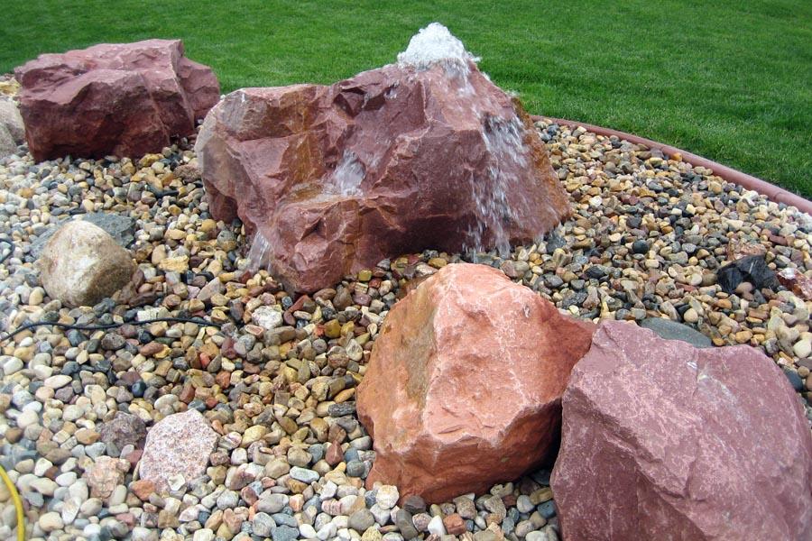 Bubbling Rock